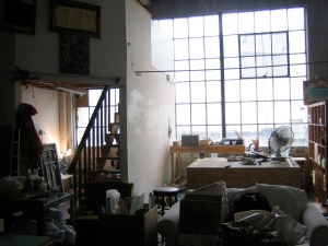 Fox & Clover studio | moving in